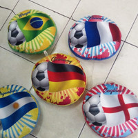 Bantal Piala Dunia World Cup 2018