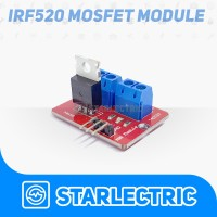 Mosfet IRF520 IRF 520 MOSFET Driver 100V 10A Module Arduino