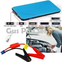 PowerBank Untuk Jumper Baterai Mobil Dan Fast Charger Hp 20000mAh
