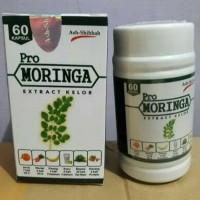 Pro Moringa Daun Kelor 60 kapsul Limited