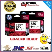 Tinta HP 680 Black Printer HP Deskjet 2135 3635