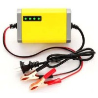 Charger Aki - cas accu Motor 12V 2A with LED Indicator promo