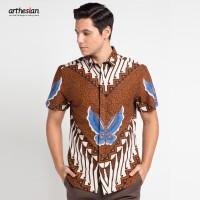 Arthesian  Kemeja Batik Pria - Aswatama Batik Printing 71d5977b1a