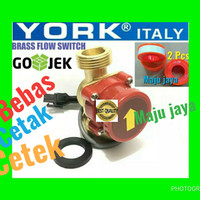 "Otomatis pompa air booster "" YORK "" Water flow switch 1 x 3/4"""