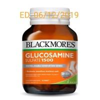 Jual BLACKMORES GLUCOSAMINE SULFATE 1500MG (30 TABLET) ORIGINAL Murah