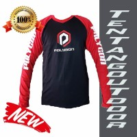 PREMIUM Jersey Downhill Cross Sepeda DH POLYGON Baju Kaos F021 MTB B