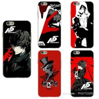 Persona 5 akira case hp xiaomi, oppo, iphone, samsung, vivo, huawei