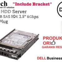 "DELL HDD Server 600GB 10K 2.5""Inch 6Gbps SAS + Bracket Cadies"