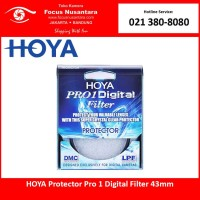 HOYA Protector Pro 1 Digital Filter 43mm