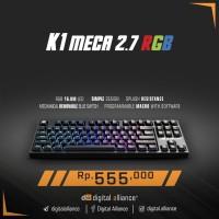 Keybard Gaming Digital Alliance 2.7 RGB MECA