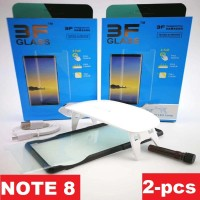 Tempered Glass UV Light Full Glue Samsung Galaxy Note 8 [2-Pcs]