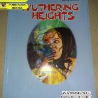 Novel WUTHERING HEIGHTS Emily Bronte (Belajar Bhs Inggris)