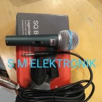 Mic Kabel Soundqueen Beta 58 SK Beta58SK SQ Beta 58 SK SQ Beta58SK