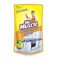 MR MUSCLE LEMON POWER REFIL 800ML
