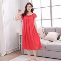 PROMO Baju Tidur Wanita Daster 833 Besar Cantik Murah XXL Big Size Sle 3854576b02
