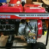 Genset las diesel FAW VW 5 kva 200A GRATIS PEMADAM API Limited