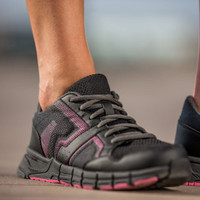 SEPATU Lari Jogging Fitness Senam NEWFEEL