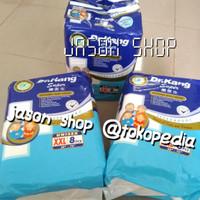 Popok perekat super Dr.kang XXL (8) pcs/Dr.kang super tape XXL (8) pcs