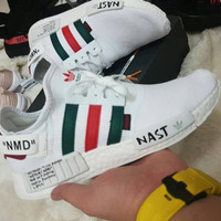 Nast Adidas NMD R1 X Off white