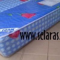 Big Foam GQ 200x090x18 Gold Sarung Quilting / Kasur Busa/ Garansi 5 th