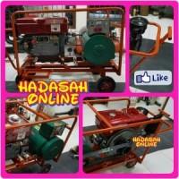 Genset Diesel Rakitan 15 Kw 1 Phase - Generator Open Me PROMO