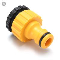 Sambungan drat - quick release pompa DC 12 volt keran kran drat hose