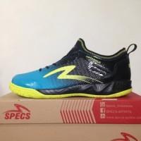NAO katalog terbaru Sepatu Futsal Specs Metasala Musketeer Black Cocta