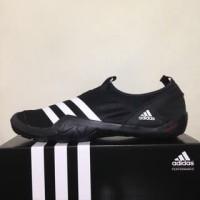 NAO katalog terbaru Sepatu Outdoor Adidas Climacool Jawpaw Slip On Bla