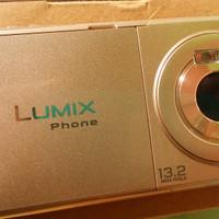 HP Camera Unix Panasonic Lumix P02D