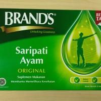 Brand's Saripati Ayam Original 70gr x 6botol (1Box)