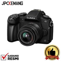 Panasonic Lumix DMC-G85 kit 14-42mm f/3.5-5.6 II MEGA O.I.S (Black)