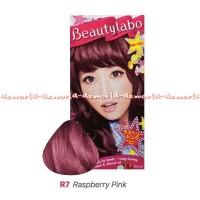 Beautylabo Raspberry Pink Hair Color Pewarna Rambut Dngn Minyak Kelapa