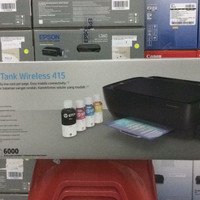Printer Hp inktank wireless 415