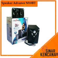 SPEAKER ADVANCE M10BT XTRA POWER SOUND