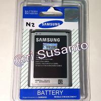 Baterai Samsung Galaxy Note 2 N7100 (Original SEIN 100%)