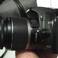 Kamera DSLR Canon EOS 1000D