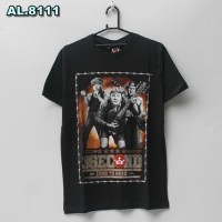 Kaos Distro Pakaian Pria / Lengan Pendek / Greenlight 5903 | Grosir Ba