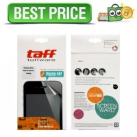 Taff Invisible Shield Screen Protector for Samsung - Samsung Champ C33
