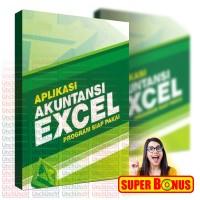 APLIKASI AKUNTANSI EXCEL Full Siap Pakai Solusi Accounting Bisnis