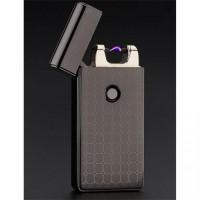 Windproof lighter ARC Plasma USB Korek api elektrik mancis survival
