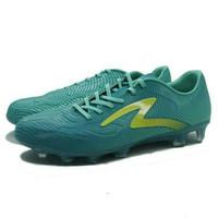 Sepatu Bola Specs Swervo Thunderbolt FG (Mineral Blue/Solar Slime)