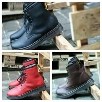 High Quality sepatu pria boots dr martens tinggi original handmade