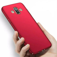 Baby Skin Eco Slim Samsung J7 DUO Matte Doff Hard Back Cover