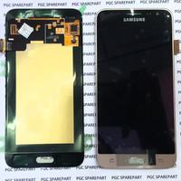 LCD TS Fullset Original 100% Samsung J3 2016-J300-J320 BISA KONTRAS