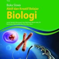 BUKU BIOLOGI KELAS XII PEMINATAN ILMU ALAM KUR 2013 RV