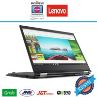 Lenovo Thinkpad YOGA 370-1ID - i5 7200U- 4GB- 256GB- W10 PRO- 13.3
