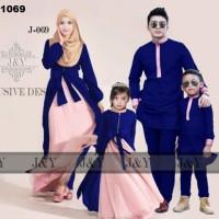 Baju Gamis Couple / Baju Keluarga Baju Muslim Murah