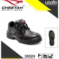 sepatu safety cheetah 3002H 3002 H surabaya