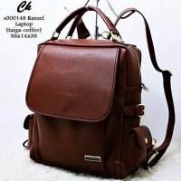 New s000148 ransel laptop tas wanita tas batam tas import keren