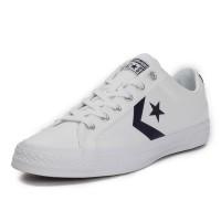 Sepatu Original Converse Star Player Canvas Ox White Athletic Original
